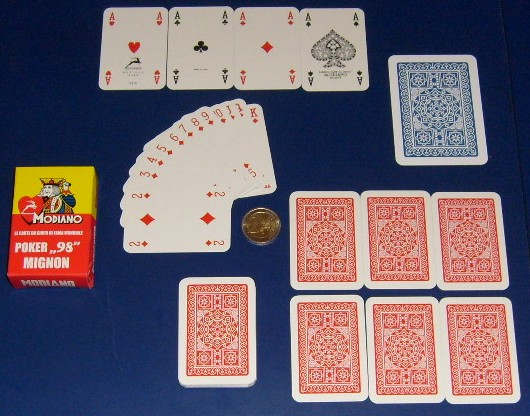 Punteggio poker classico